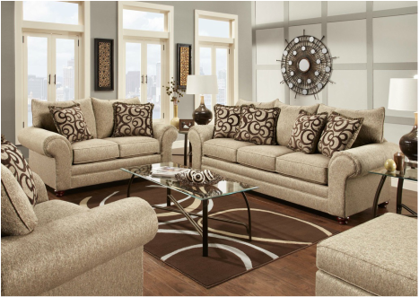 Living Room Furniture - Discount Furniture and Mattress Outlet ...