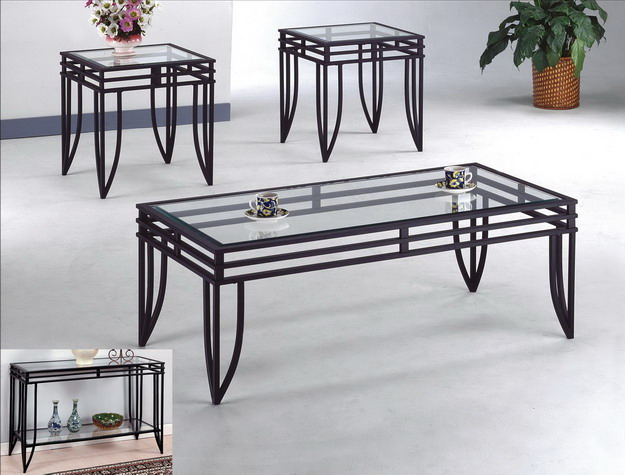 Discount Furniture Lancaster Ohio Store > Coffee & End Tables > Matrix Coffee & End Table Set
