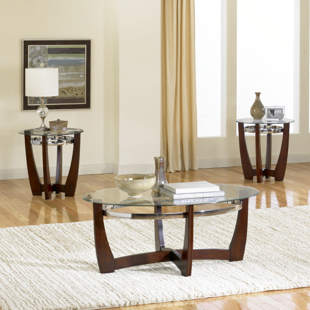 Apollo Coffee & End Table Set
