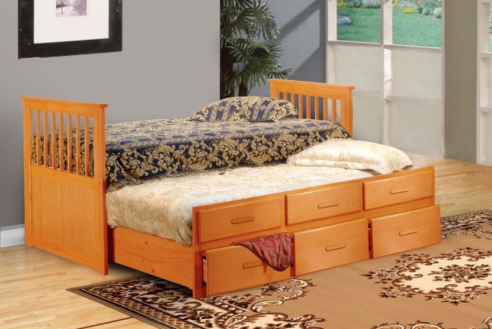 Captains Trundle Beds