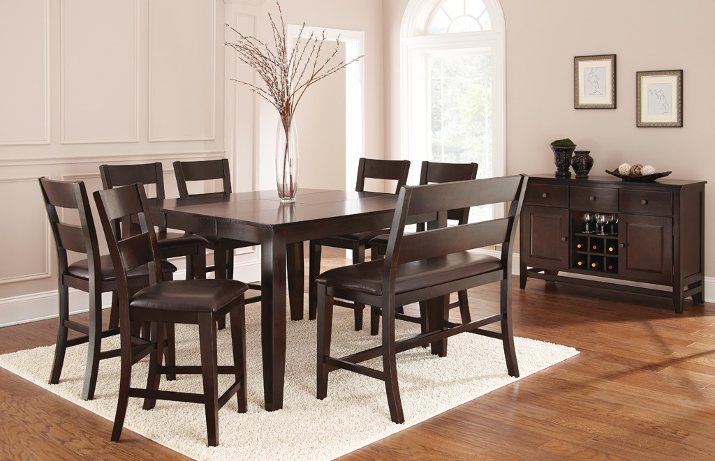 Victoria Counter Height Table And Chairs