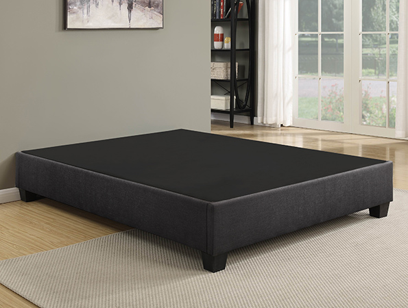 bed in a box platform bed no boxspring required. Black Bedroom Furniture Sets. Home Design Ideas