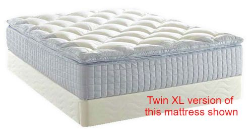 Twin Xl Electric Adjustable Bed With 13 Quot Thick Memory Foam