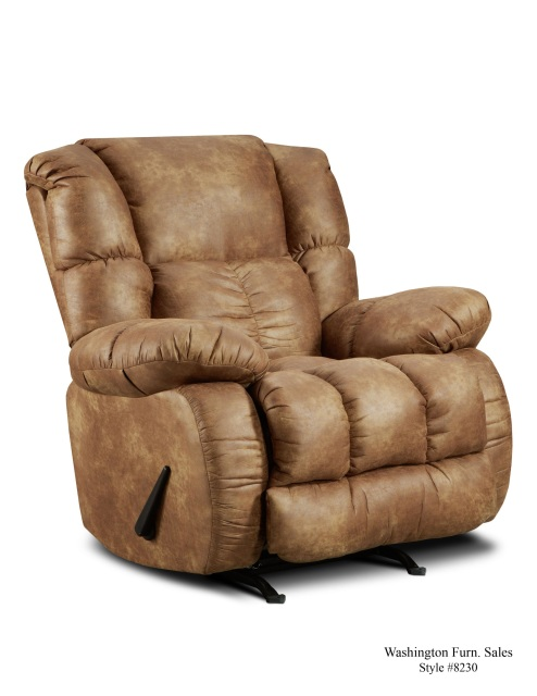 havana irving leather off pottery on percent sale upholstered recliners for recliner brown save lansing barn