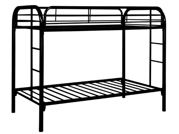 Complete Bunk Bed With Mattresses Package Deal